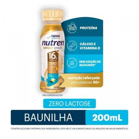 Complemento Alimentar Nutren Senior Baunilha 200ml