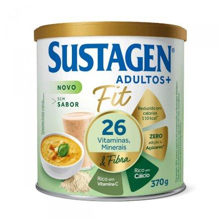 Complemento Alimentar Sustagen Fit Sem Sabor