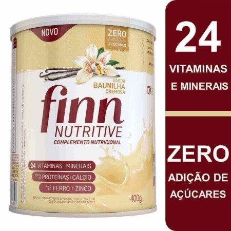 Complemento Nutricional Finn Nutritive Sabor Baunilha