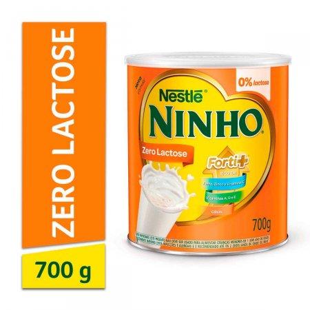 Composto Lácteo Ninho Forti+ Zero Lactose 700g