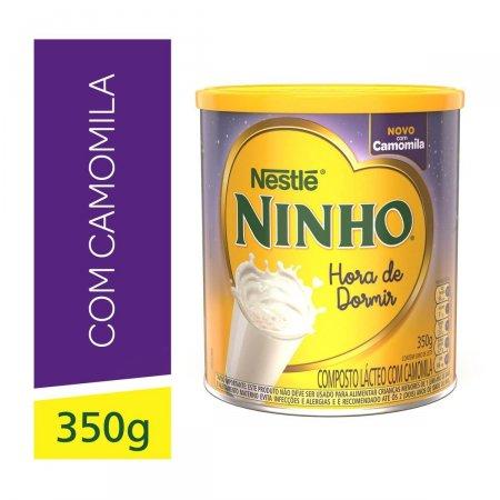 Composto Lácteo Ninho Nestlé Hora de Dormir com 350g