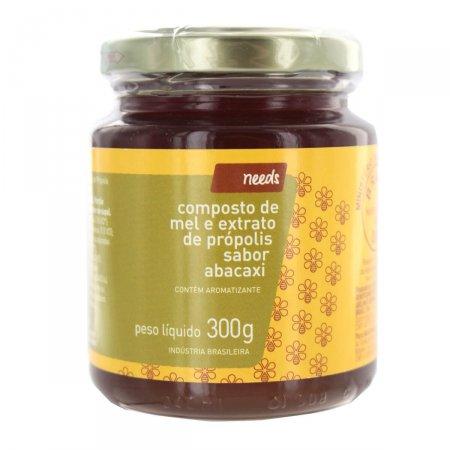 Composto de Mel, Própolis e Abacaxi Needs