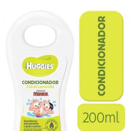 Condicionador Infantil Huggies Chá de Camomila 200ml