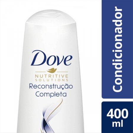 Condicionador Dove Reconstrução Completa com 400ml