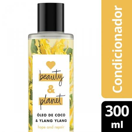 Condicionador Love Beauty And Planet Hope and Repair com 300ml
