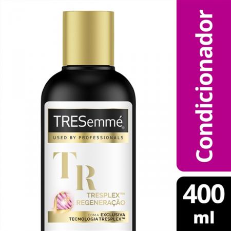 Condicionador TRESemmé TRESplex Regeneração 400ml