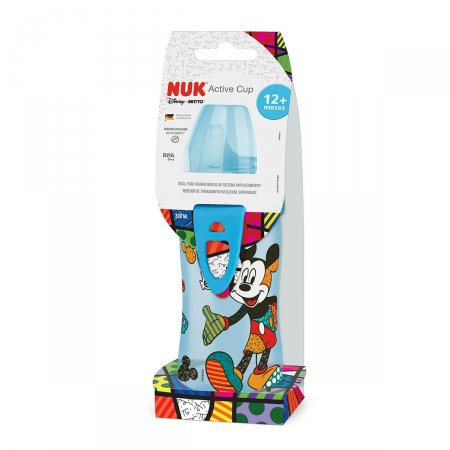 Copo NUK Active Cup Disney By Britto Menino
