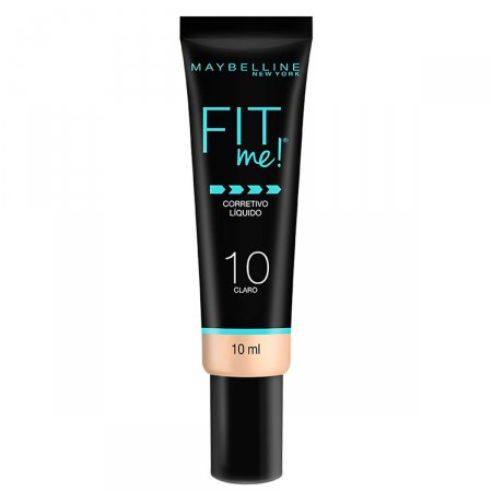 Corretivo Maybelline Fit Me N°10 Claro