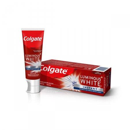 Pasta de Dente Colgate Luminous White Instant com 70g