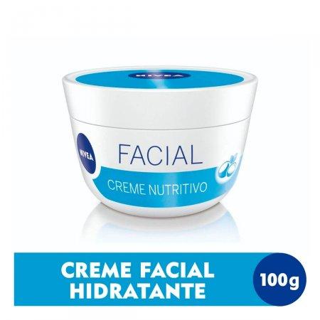 Creme Facial Nivea Nutritivo 100g   Onofre.com Foto 2