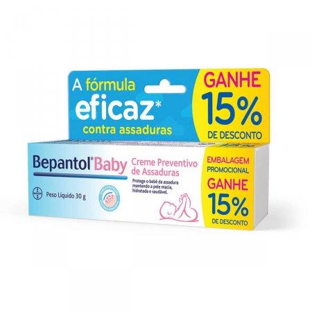 Bepantol Baby Creme 30g Ganhe 15% de Desconto