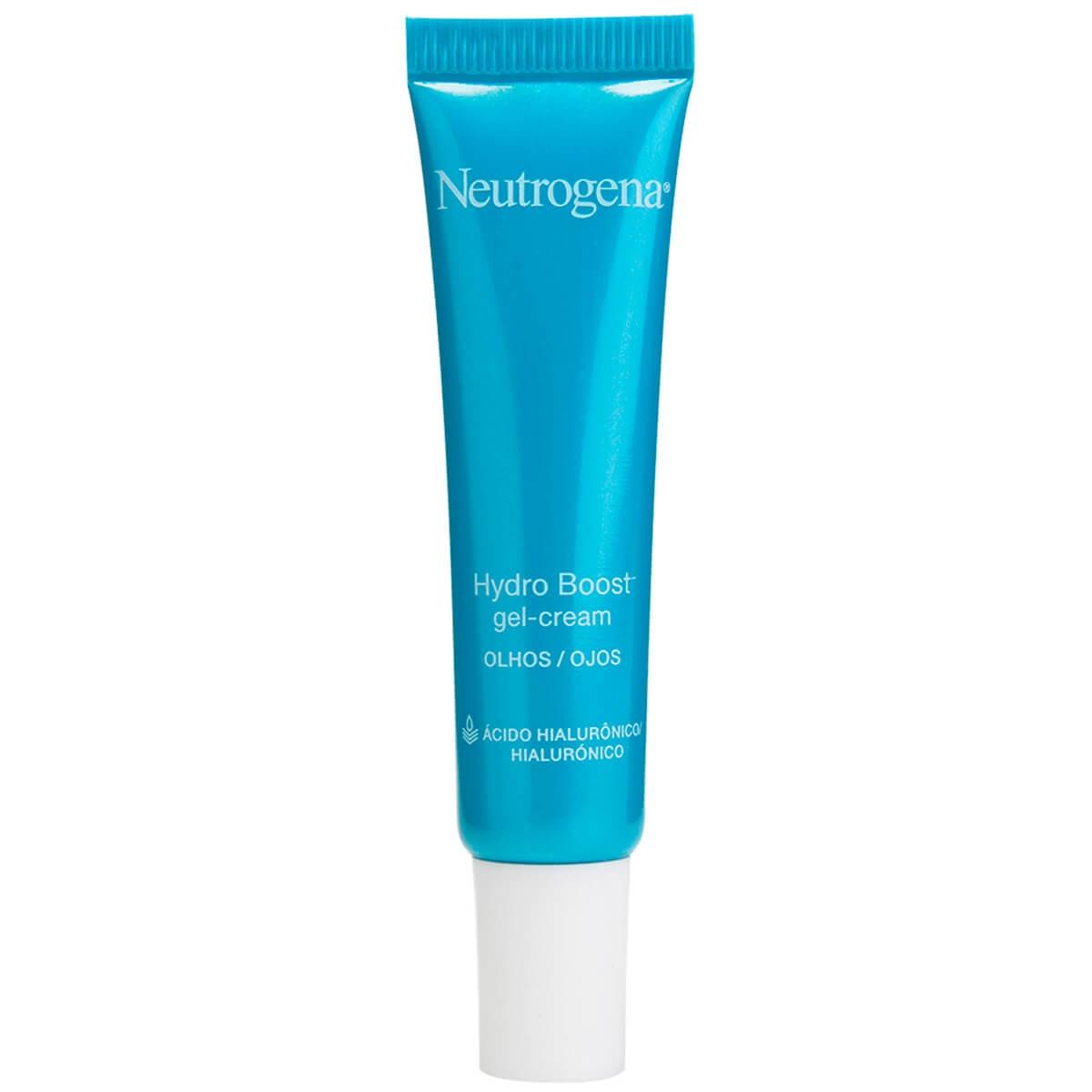 Gel Creme Hidratante para Área dos Olhos Neutrogena Hydro Boost com 15g 15g