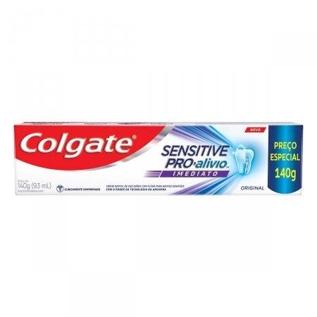 Creme Dental Colgate Sensitive Pro-Alívio Imediato Original