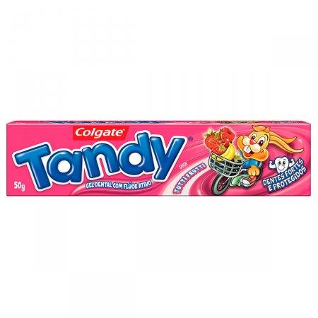 Creme Dental Tandy Tutti-Frutti 50g