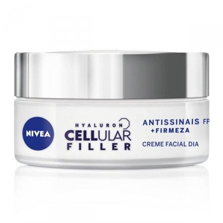 Creme Facial Antissinais Dia Nivea Cellular FPS30