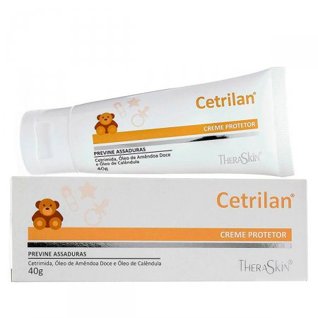 Cetrilan Creme Protetor 40g