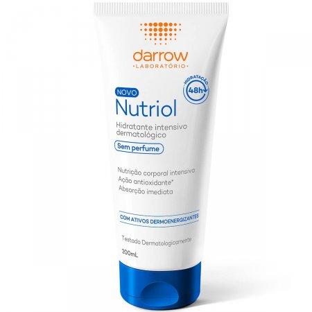 Hidratante Darrow Nutriol Sem Perfume 200ml Foto 1