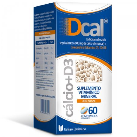 Dcal 600mg