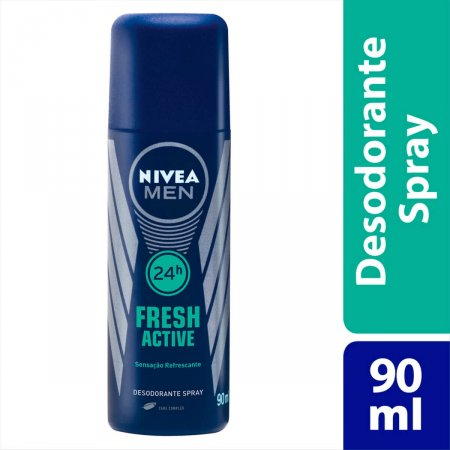 Desodorante Spray Nivea Men Fresh Active