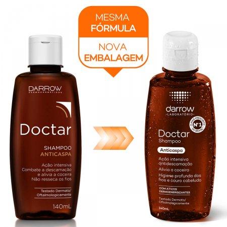 Shampoo Doctar Anticaspa 140ml