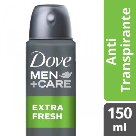 Desodorante Aerosol Seco Dove Men Care Extra Fresh 89g