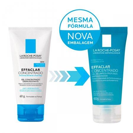 Gel de Limpeza Facial Effaclar Concentrado Desincrustante 60g