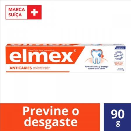 Creme Dental Elmex Anticáries