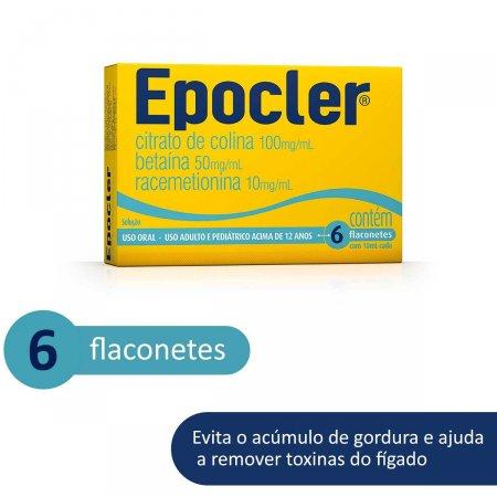 Epocler Abacaxi com 6 Flaconetes Foto 2