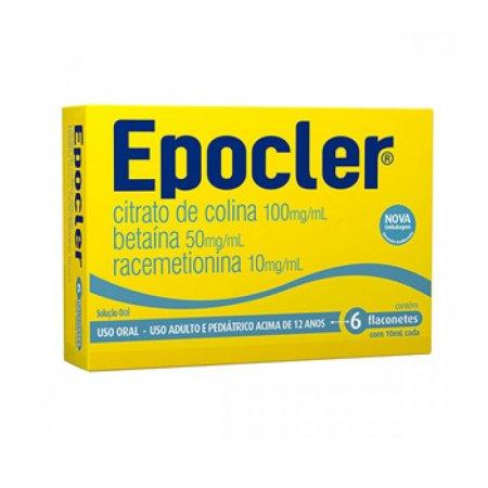 Epocler Abacaxi 6 Flaconetes com 10ml