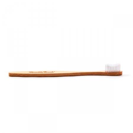 Escova Dental Adulto The Humble Co. Soft Branca