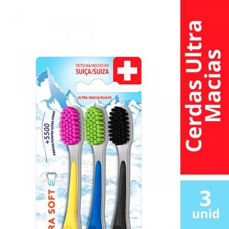 Escova Dental Elmex Ultra Soft