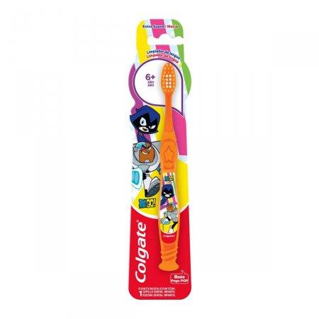 Escova Dental Infantil Teen Titans 6+ Anos 1 Unidade   Foto 1