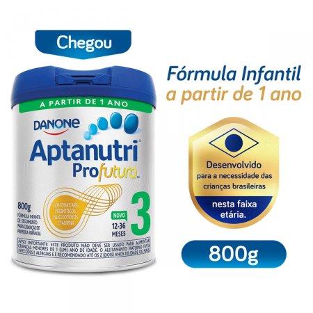 Fórmula Infantil Aptanutri Profutura 3