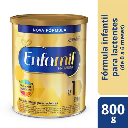 Fórmula Infantil Enfamil 1 Premium 800g