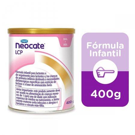 Fórmula Infantil Neocate LCP com 400g