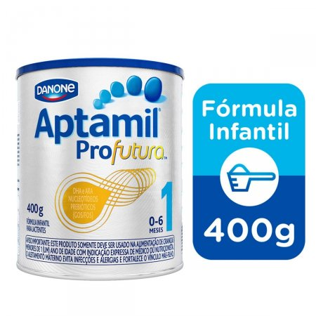 Fórmula Infantil Aptamil Profutura 1 com 400g