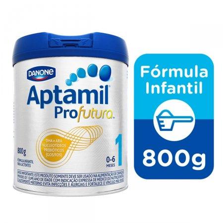 Fórmula Infantil Aptamil Profutura 1 com 800g