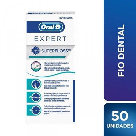 Fio Dental Oral-B SuperFloss