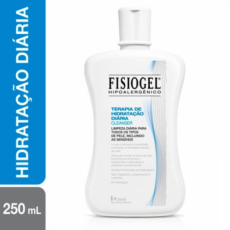 Gel de Limpeza Fisiogel Cleanser com 250ml
