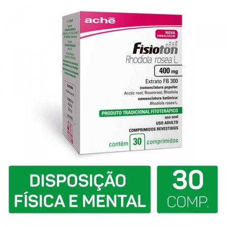 Fisioton 400mg com 30 comprimidos