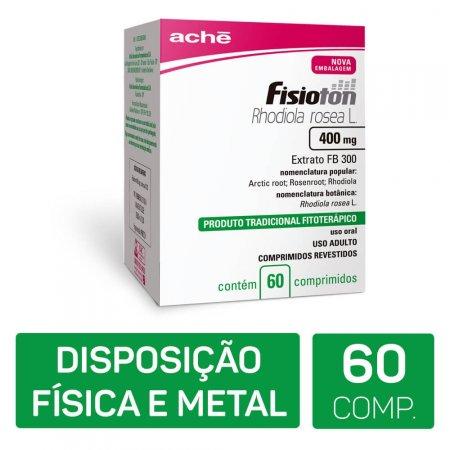 Fisioton 400mg 60 Comprimidos Revestidos