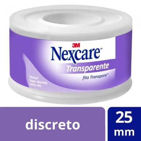 Fita Transparente Nexcare 25mmx4,5m