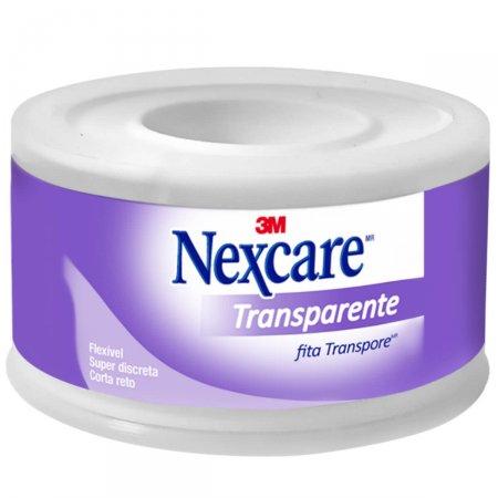 Esparadrapo Nexcare Transpore Regular 25mm x 4,5m