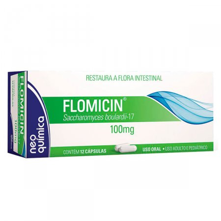 Flomicin 100mg
