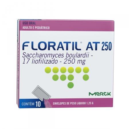 Floratil AT 250mg 10 Envelopes