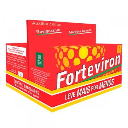 Forteviron Com 2 Caixas de 60 Comprimidos