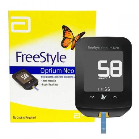 Monitor para Controle de Glicemia FreeStyle