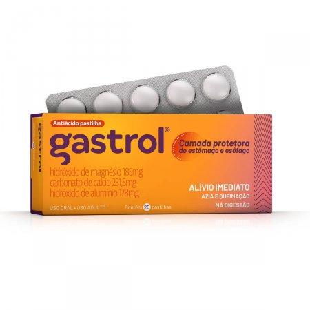 Gastrol Pastilha