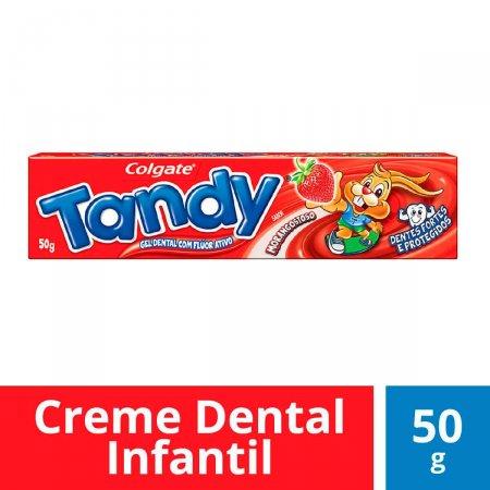 Pasta Dental Colgate infantil Tandy Morangostoso com 50g