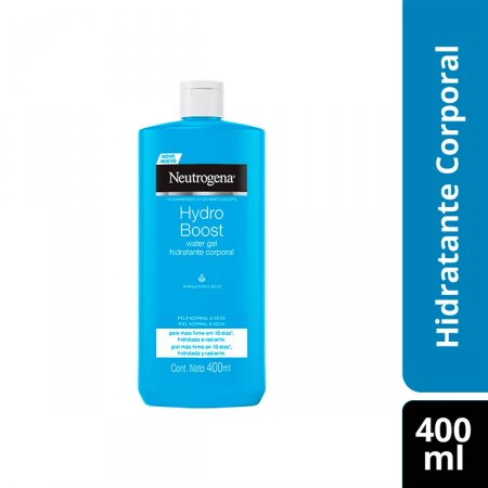 Hidratante Corporal Neutrogena Hydro Boost Gel com 400ml